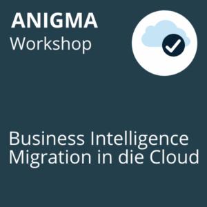 ANIGMA Workshop BI Cloud